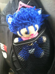 Puppy Cu goes on a trip by Yarn-Over