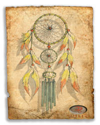 OLD WEST DREAM CATCHER