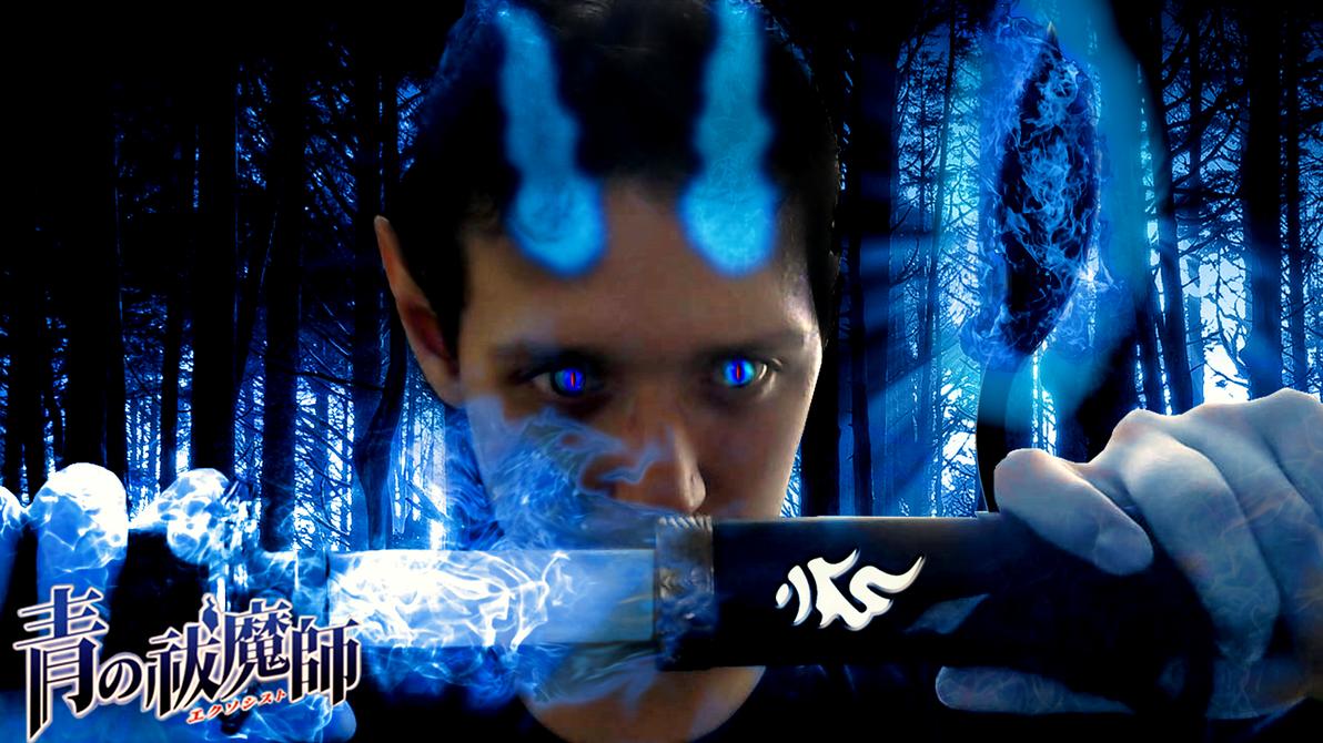 Ao no Exorcist - Okumura Rin - Digital Cosplay by GUSRG