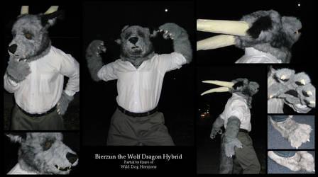 Bierzun the Wolf Dragon