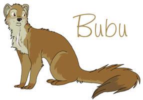 Bubu the Yellow Mongoose by Kiniro-Oniba