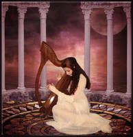 Terpsichore, Muse of Music by violscraper