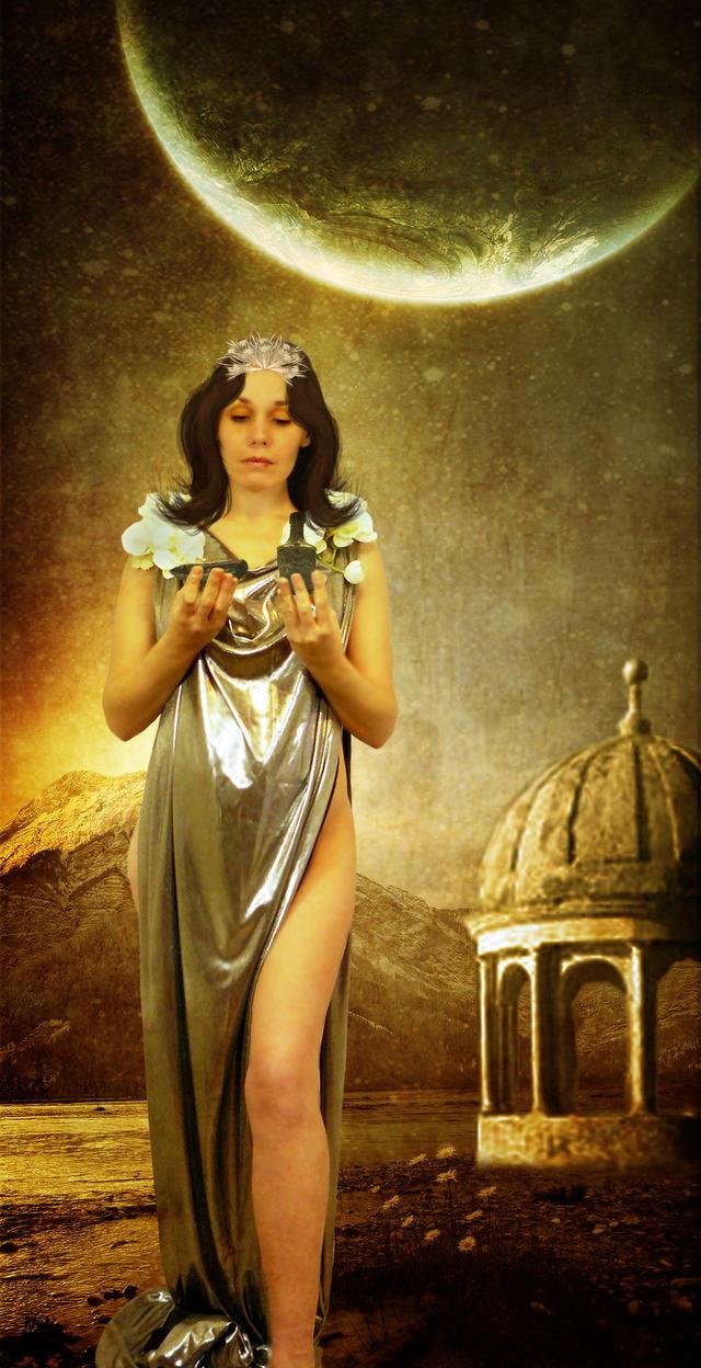 achelois the moon goddess picture achelois the moon goddess image