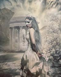 Chione, goddess of snow