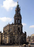 Dresden old town 1849