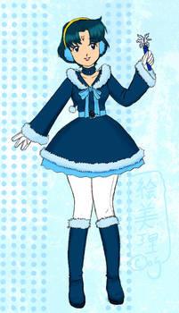 Sailor Snow Mercury