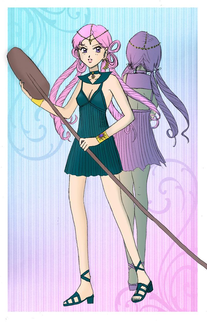 Sailor Lethe  amp  Sailor Mnemosyne Dedication ThreadSailor Lethe And Sailor Mnemosyne
