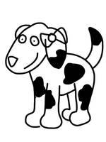 Dalmatian Doggie 8D by PrincessSeddie