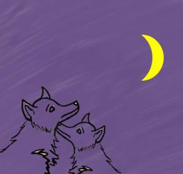 Wolves In Love by PrincessSeddie
