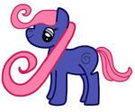 Pony Birthday Design for Cici.