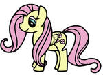 First Attempt At Fluttershy