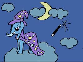 Trixie In The Sky by PrincessSeddie