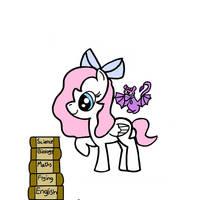 My Filly Ponysona (Needs a name ^^)