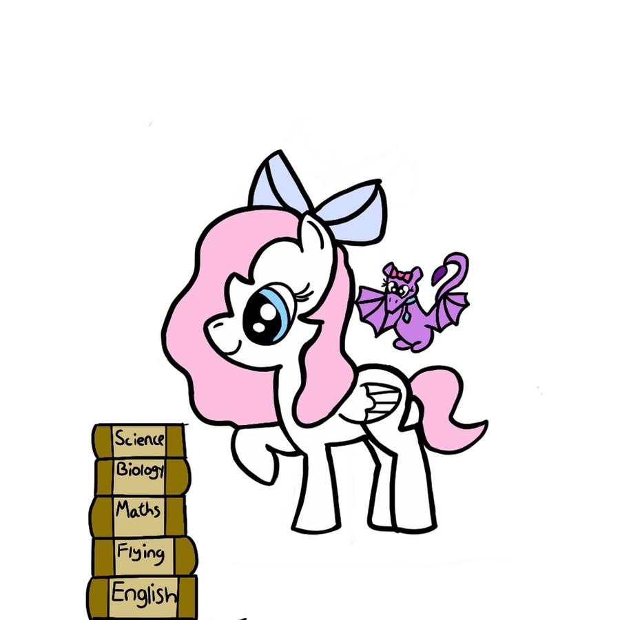 My Filly Ponysona (Needs a name ^^) by PrincessSeddie