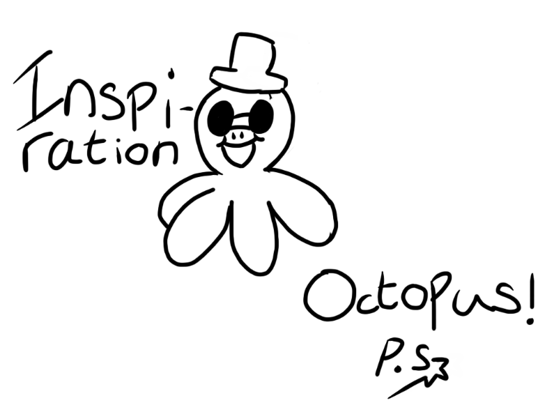 Inspiration Octi by PrincessSeddie