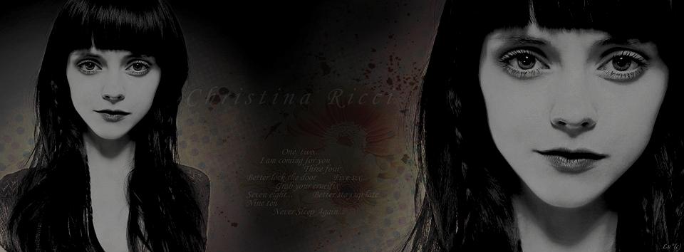 Christina Ricci by luisama123