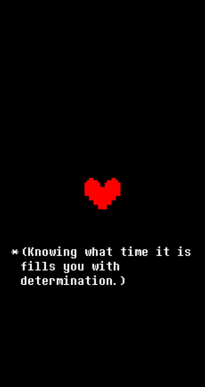 Undertale Determination IPhone Wallpaper by sugoisenpai42 ...