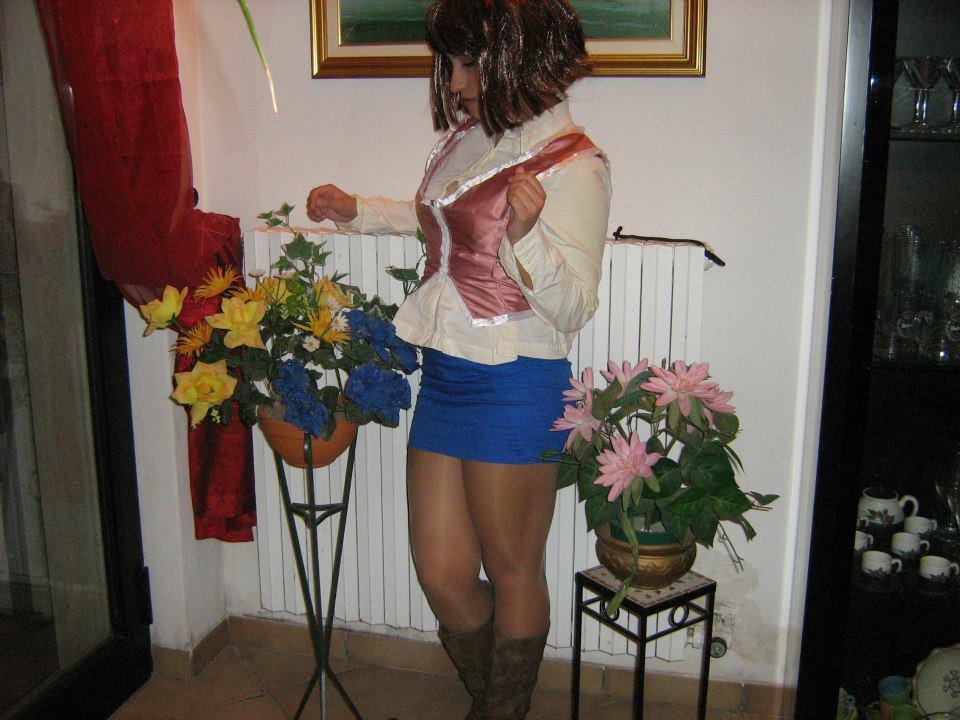 anzu cosplay