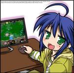 Izumi Konata: DotAku