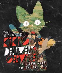 kiki's delivery service by azareli