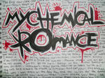 sketch-a-day 5: my chemical romance