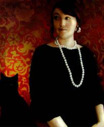 Portrait of Jo by paulrichardjames