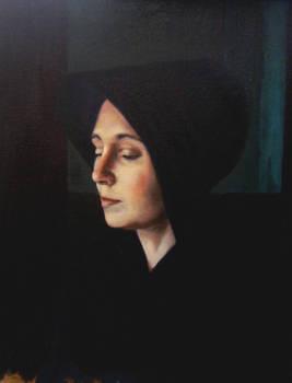 Amish Woman by paulrichardjames