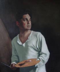 Self Portrait by paulrichardjames