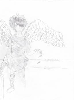 [Sketchy Doodles] A Leaf Always Falls