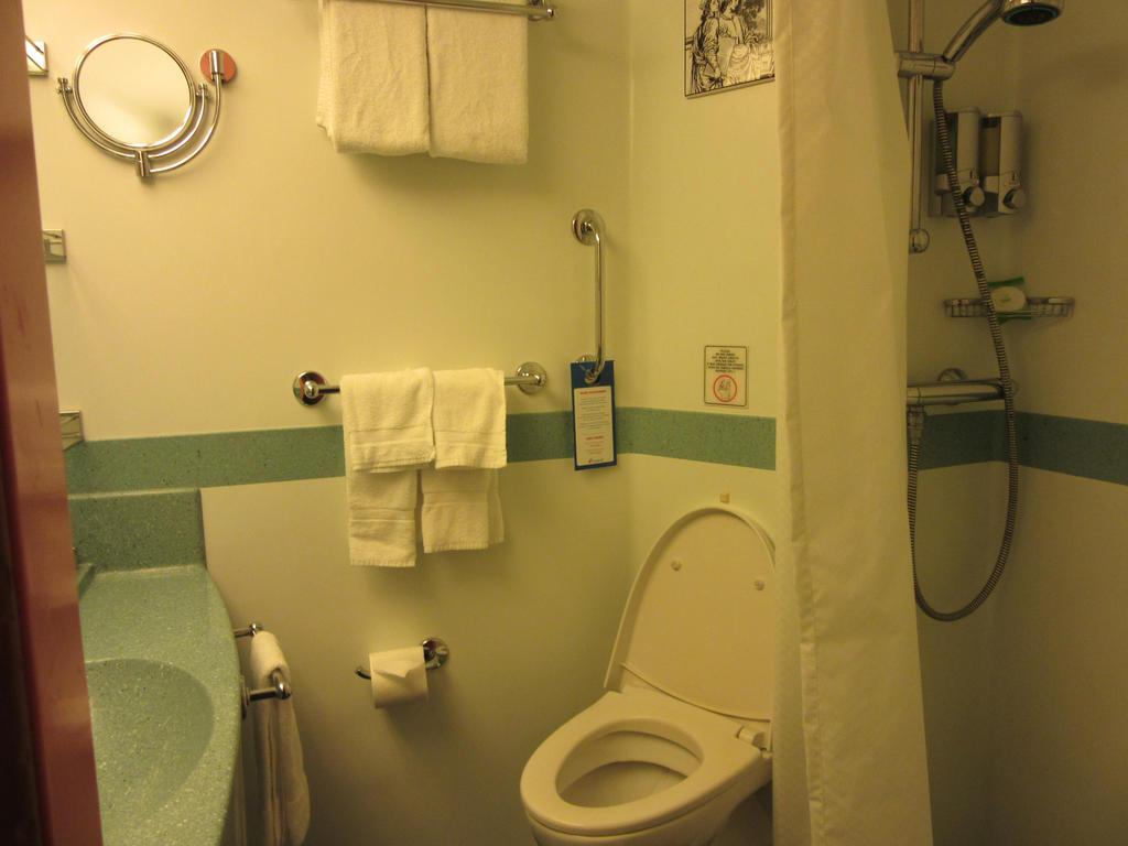 Cruise Ship Bathroom By Wondergirl100 On Deviantart
