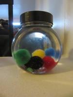 Galaxy Jar by wondergirl100
