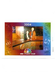 NBC STUDIO TOUR 2004