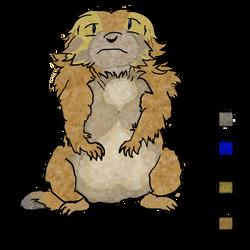 ??? prairie dog character