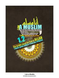I am a Muslim by NoraAlgalad