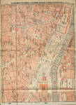 Vintage map stock
