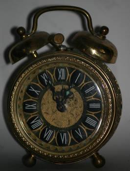 Alarm clock stock