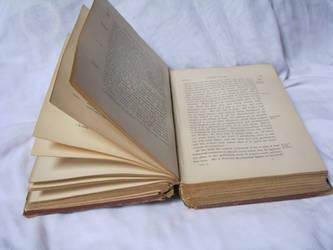 Open book stock 2 by rustymermaid-stock