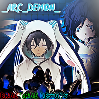 Skype Profile Pic Request: _Arc_Demon_ by BraeDesigns