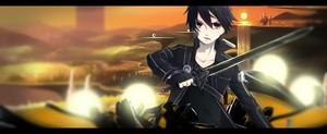 Kirito Sword Art Online Tag