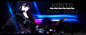 Sword Art Online - Kirito Tag