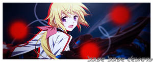 Infinite Stratos - Charlotte Dunois Tag