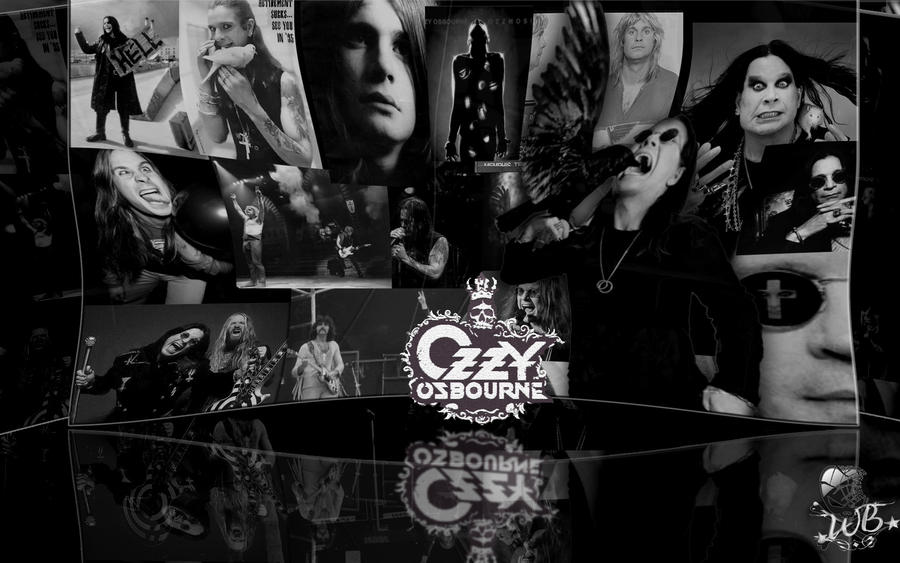 Ozzy Osbourne Legacy Wallpaper By Wallybescotty