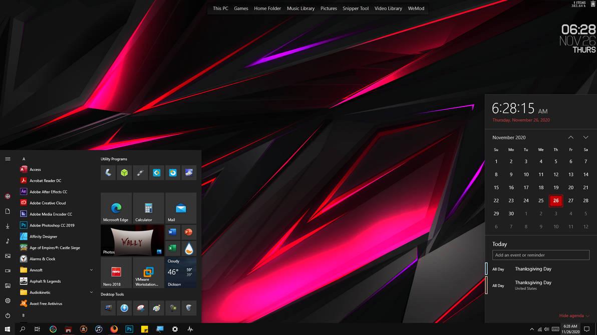 Desktop 2020
