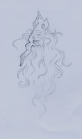 Ice King Doodle