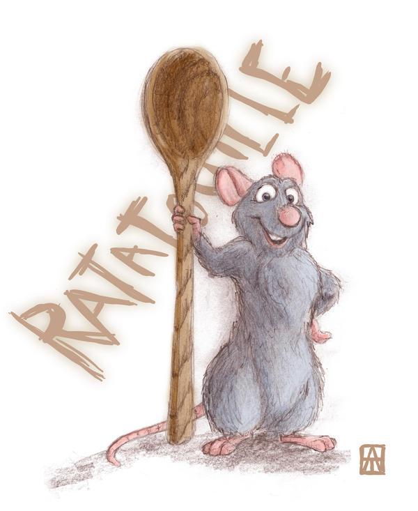 Rat In The Kitchen: . Rat In The Kitchen . By Dinosaur-meat On DeviantArt