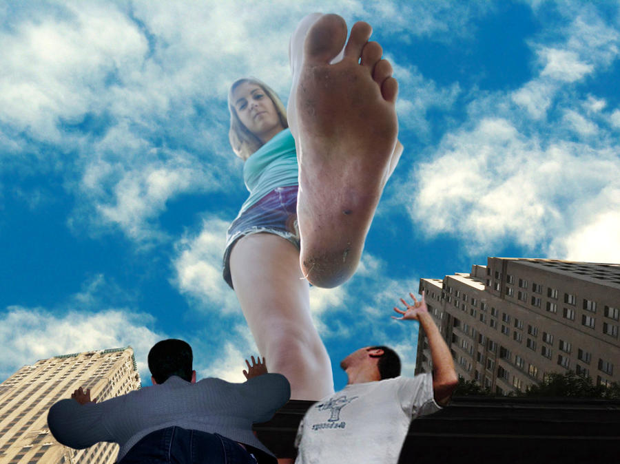 giantess by gtsw21 on deviantart