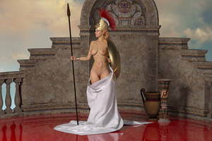 Athena for thormanoftunder by FaceGenerator