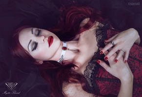 Sleeping Beauty by MaryDeLis