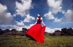 Mary De Lis Red 18