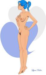Nude 2 by eddielynn